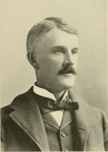 Charles Brooks, city engineer of New Haven from 1870 to 1872. Source: Flickr - Internet Archive Book Images