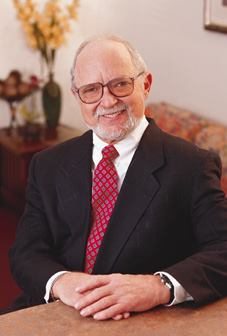 Sanford Goldson, chairman the Wallick Cos.