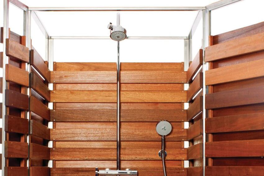 Oborain Outdoor Shower
