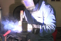 What Stick Welding has in Common with Clams