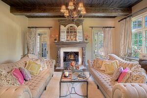 Vintage Pieces Add Personalized Flair to New Homes