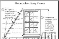 Q&A: Shingle Siding Layout