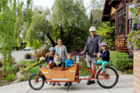Pedaling Influence: More Families are Ditching Cars for Cargo Bikes