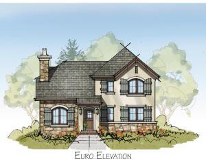 Craftsman and European elevation styles play well in the mountains, where buyers tend to gravitate toward heavy timbers and rustic stone.