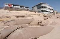 North Carolina Okays Sandbags on Beaches