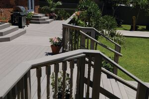 Recycled-Content Decking From A.E.R.T.