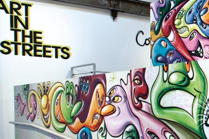Exhibit: 'Art in the Streets'