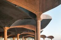 Queen Alia International Airport, Designed by Foster + Partners
