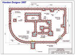 Avontus Software's Handset Designer 2006 allows for the instant completion of construction drawings. Staying on top of new technology helps to boost a company's reputation.
