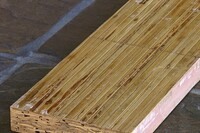 CaliBamboo Lumboo Dimensional Lumber