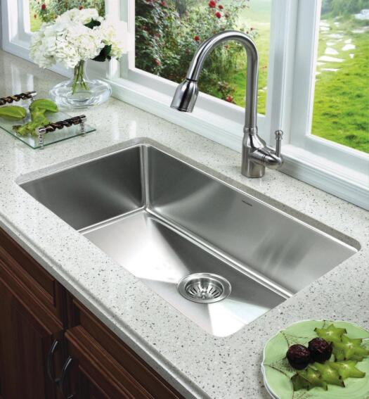 Houzer Nouvelle Series Sinks