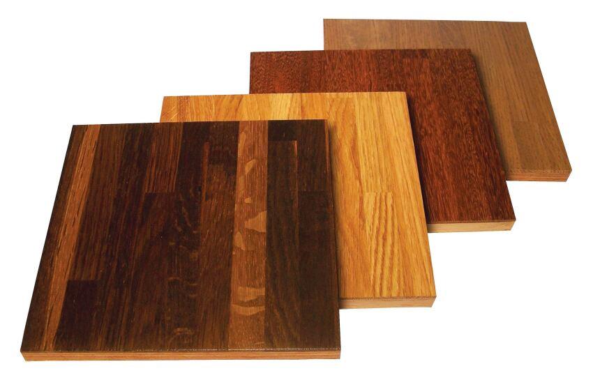 Hardwood Tiles Are VOC Free