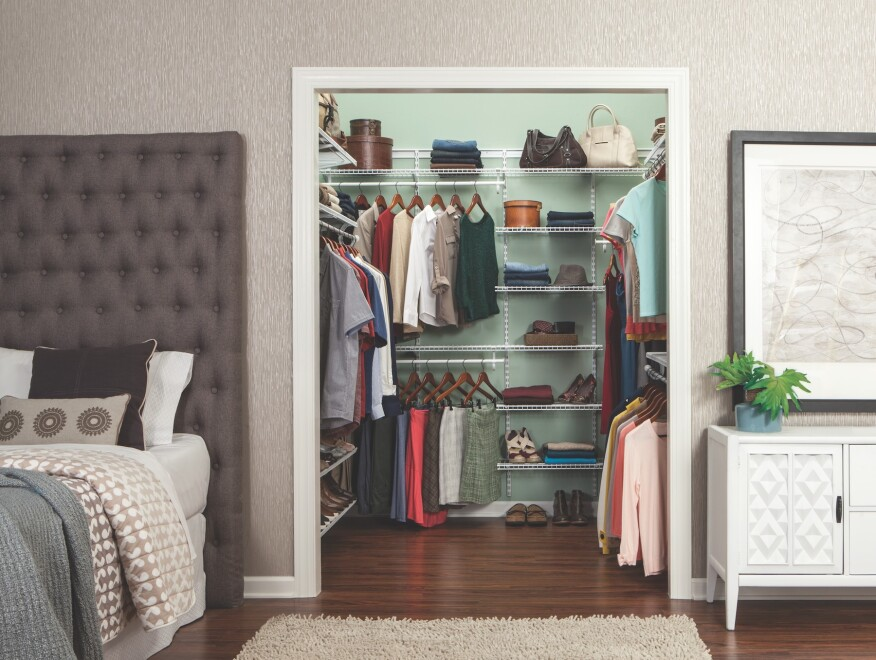 In A Study Performed By ClosetMaid 42 Of Potential Customers Said They Are Willing To Pay More Rent For Improved Storage Spaces