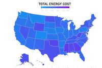 The Most and Least Expensive States for Energy Costs
