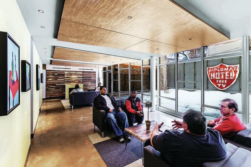 Affordable Housing, Merit: Buffett Place