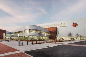 University of Louisville Recreation and Wellness Facility