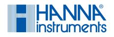 Hanna Instruments/USA Logo