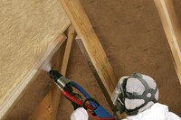 Demilec Spray Foam Insulation for Unvented Attics