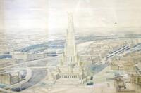 London's Design Museum Will Feature Moscow's Unbuilt Phantom Buildings