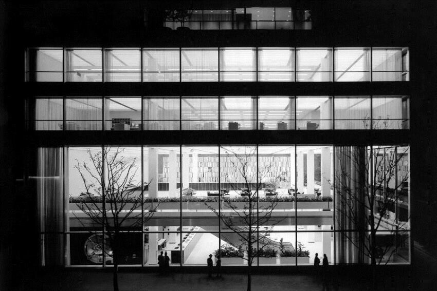 Manufacturers Bank/Skidmore, Owings & Merrill
