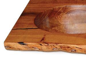 Mesquite Bar Top by DeVos Custom Woodworking