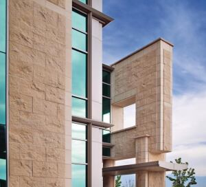 Huntsman Cancer Institute located on the University of Utah campus, Salt Lake City, Utah.