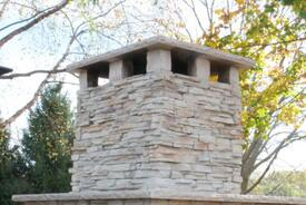 Stone Veneer for Fireplace