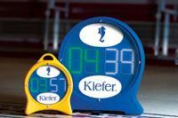 Digital Pace Clocks from Adolph Kiefer