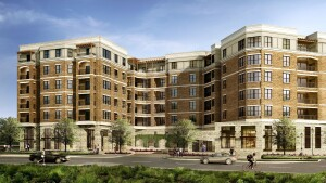 Crescent Dilworth, located in Charlotte, is expected to open in mid-2015. It was sold as part of a nine-property portfolio.