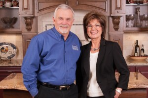 Everett and Patty Gray, co-owners, DreamMaker of Bakersfield