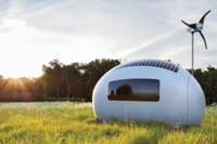 Ecocapsule: A Tiny Solar-and-Wind-Powered Mobile Home
