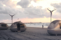 Ecocapsule: A Tiny Home for Eco-Travelers