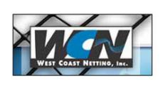 West Coast Netting Logo