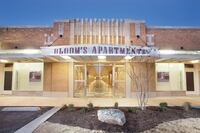 Historic Mall Blooms into Apartments