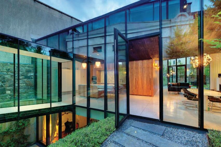 2012 Annual Design Review, Live Category, Award: Flynn Mews House