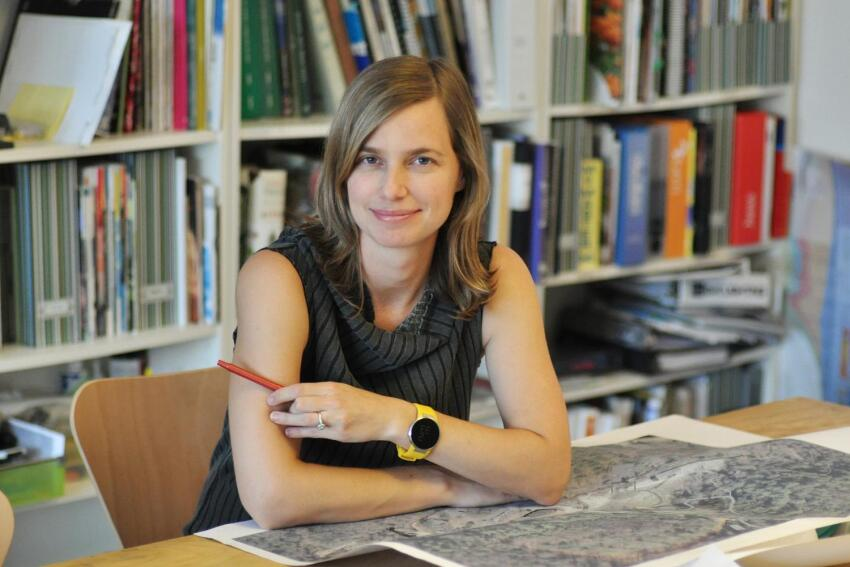 Kate Orff Named Director of Columbia University's Graduate Urban Design Program