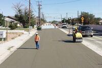 Roller-compacted concrete makes sense financially