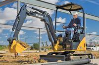John Deere's Nimble Machine That Works Anywhere