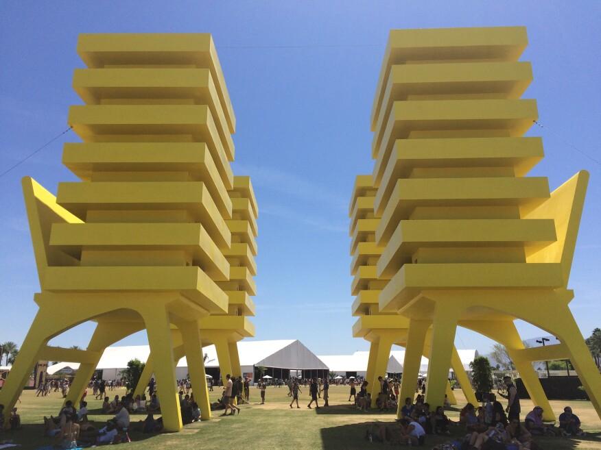 2016 Coachella Valley Music And Arts Festival Katrina