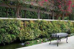 VGM Modular Living Wall System by Tournesol Siteworks