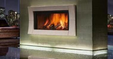 Turn Up the Heat: Five Fantastic Fireplaces