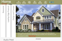 Home for Life 2015 Launches; Virtual Tour Shows Top Remodeling Trends for Boomers