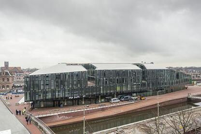 Delft Train Station