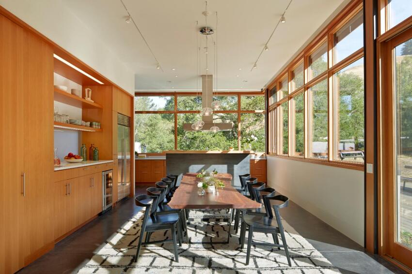 Great Dining Spaces With Warmth and Function
