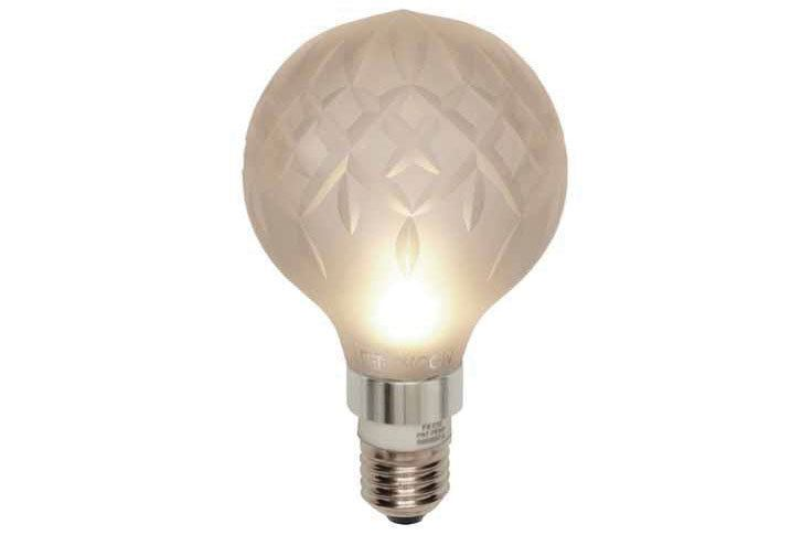 Crystal LED Bulb From Lee Broom