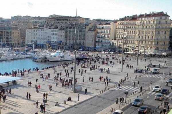 The jury of the 2014 European Prize for Urban Public Space recognized the renovation of the Vieux-Port in Marseilles, France, as a winner in its biennial competition.