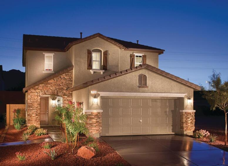 Show Me the Money The monthly utility bills for this 1,768-square-foot, three-bedroom Las Vegas home are expected to average around $97 per month.