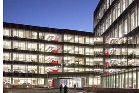 Built for Workforce Transitions: Reinsurance Group of America (RGA) World Headquarters