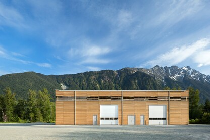 BC Passive House Factory
