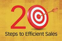 20 Steps to Efficient Selling